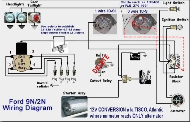 12V Ford 8N 12 Volt Conversion Wiring Diagram from static-cdn.imageservice.cloud