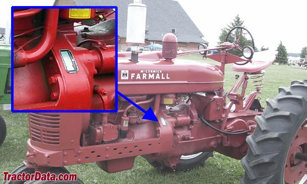 Admirable Tractordata Com Farmall M Tractor Information Wiring Cloud Hemtshollocom