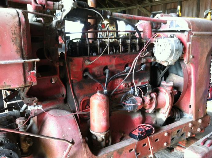 6 to 12 volt wiring on farmall tractors xx 7945  farmall m 12 volt wiring diagram wiring diagram  farmall m 12 volt wiring diagram wiring