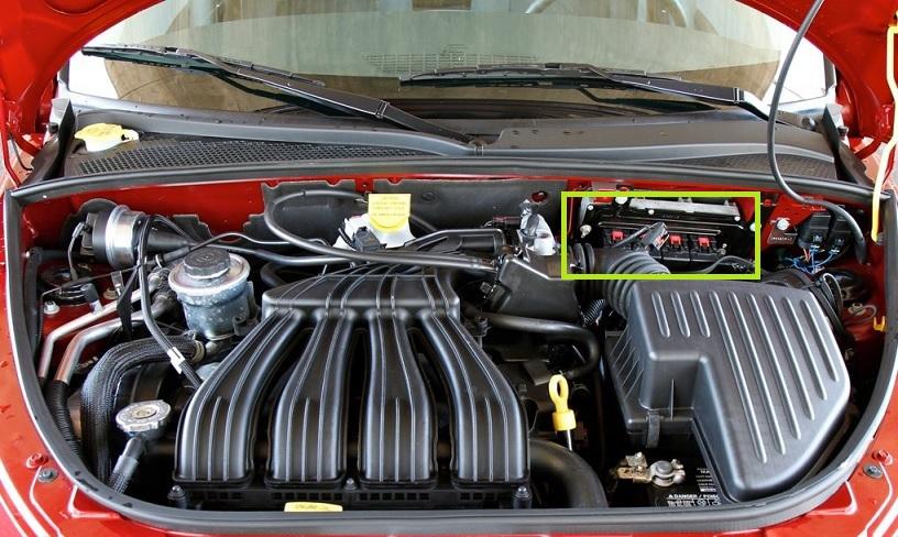 BZ_9807] 06 Pt Cruiser Pcm Wiring Diagram Tcm Free Diagram