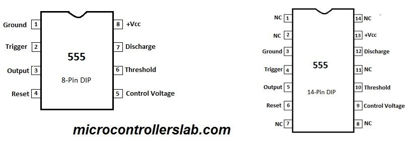 Tremendous 555 Timer Circuit Diagrams Different Modes Of 555 Timer Wiring Cloud Monangrecoveryedborg