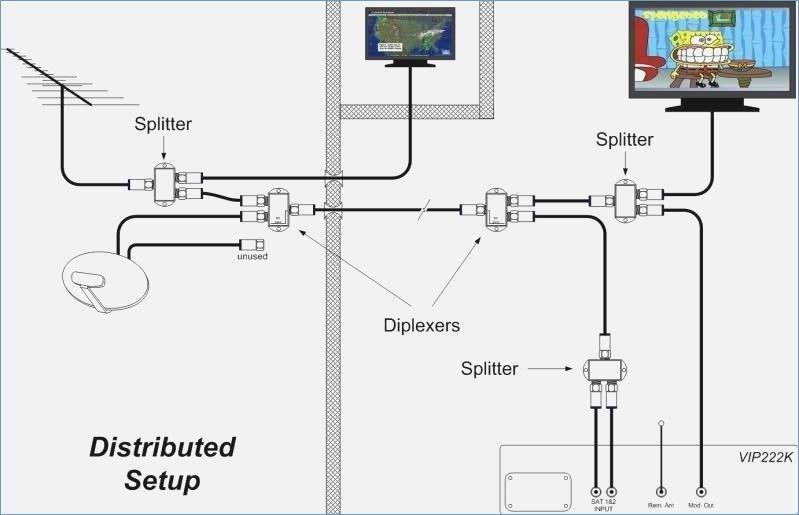 Dish Network 722k Wiring Diagram