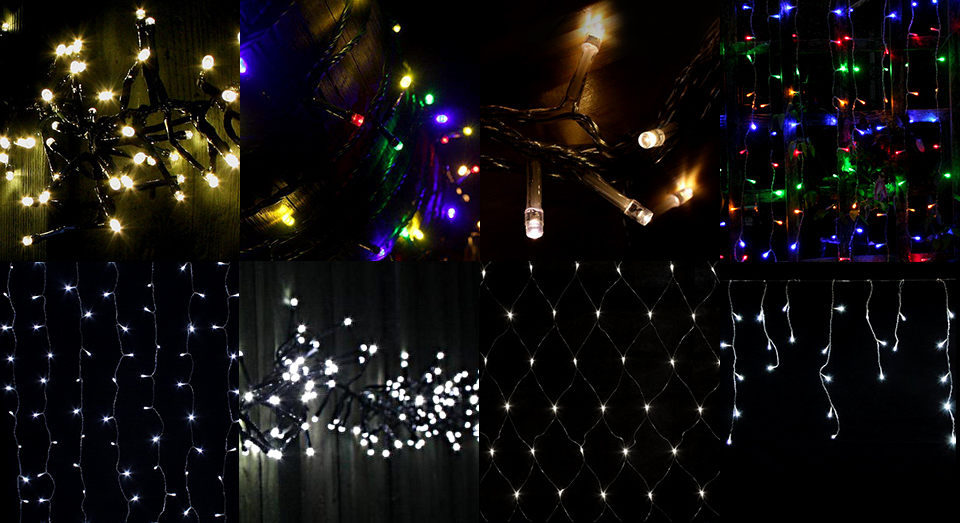 Magnificent Christmas Lights Fairy Lights Led String Lights Artificial Xmas Wiring Cloud Loplapiotaidewilluminateatxorg