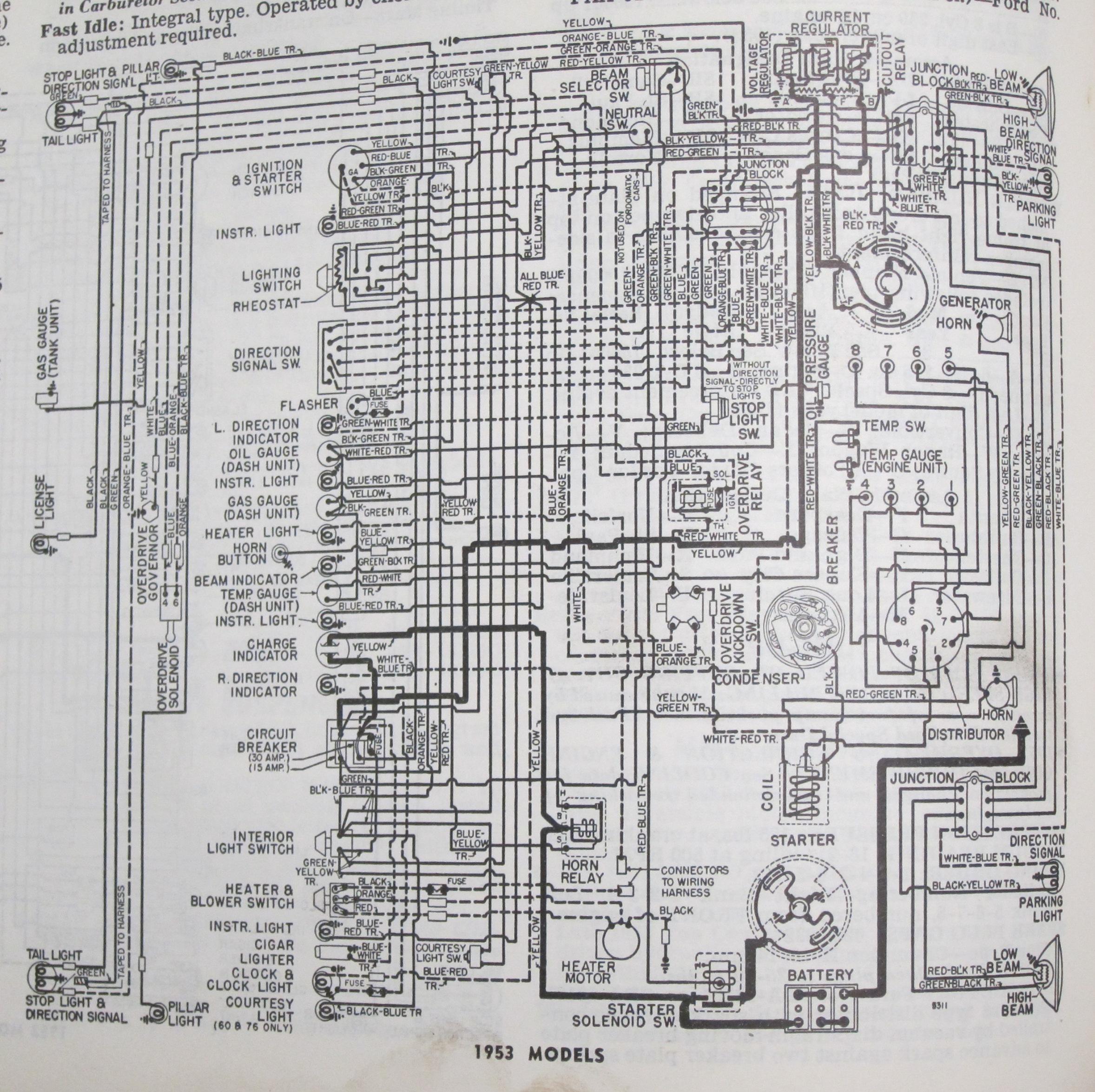 54 Ford Customline Wiring Diagram Wiring Diagram Console1 Console1 Bujinkan It