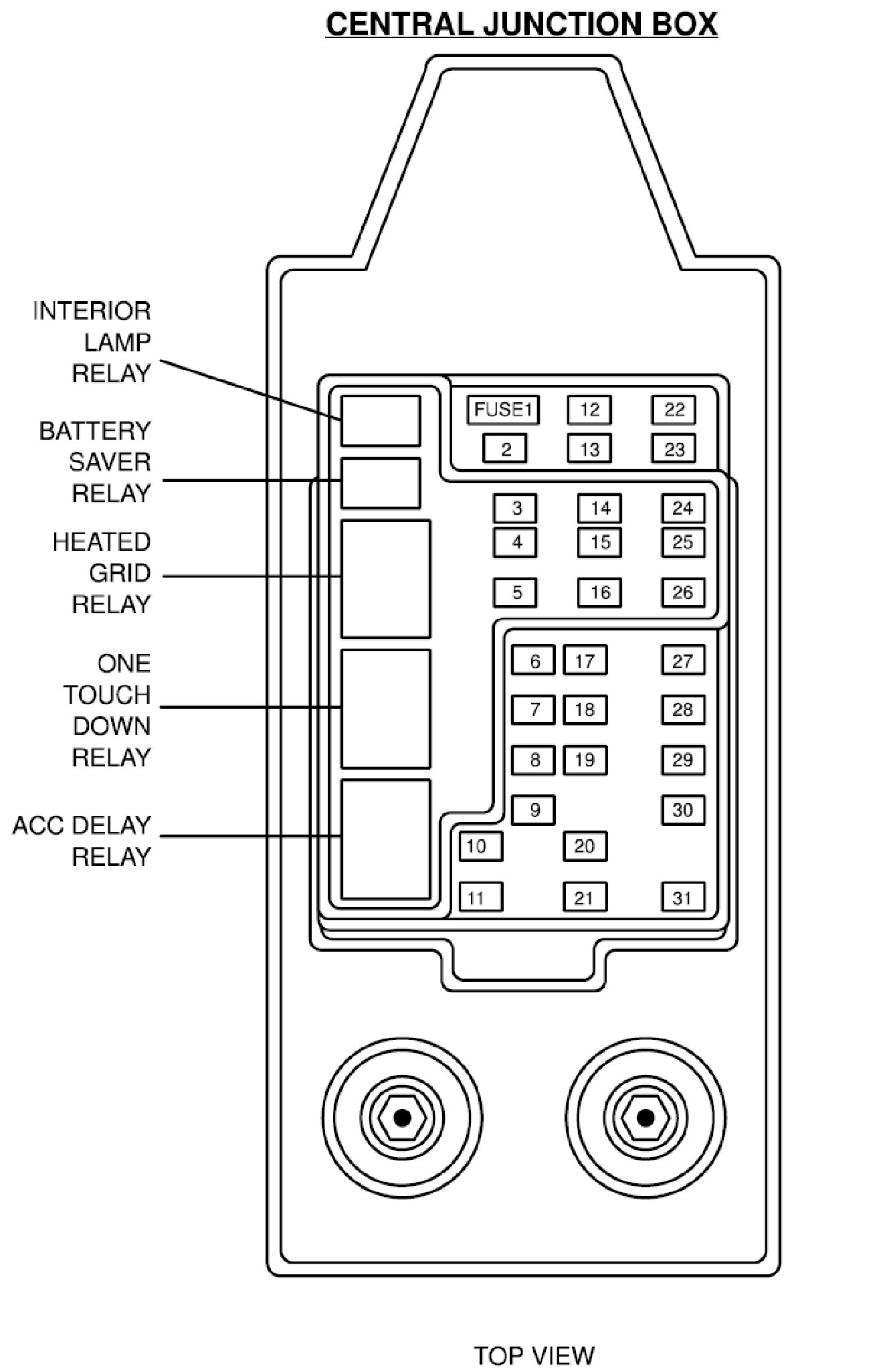 Cy 8949 Ford Expedition Fuse Box Diagram On 97 Ford F 150 Tow Wiring Diagram Wiring Diagram