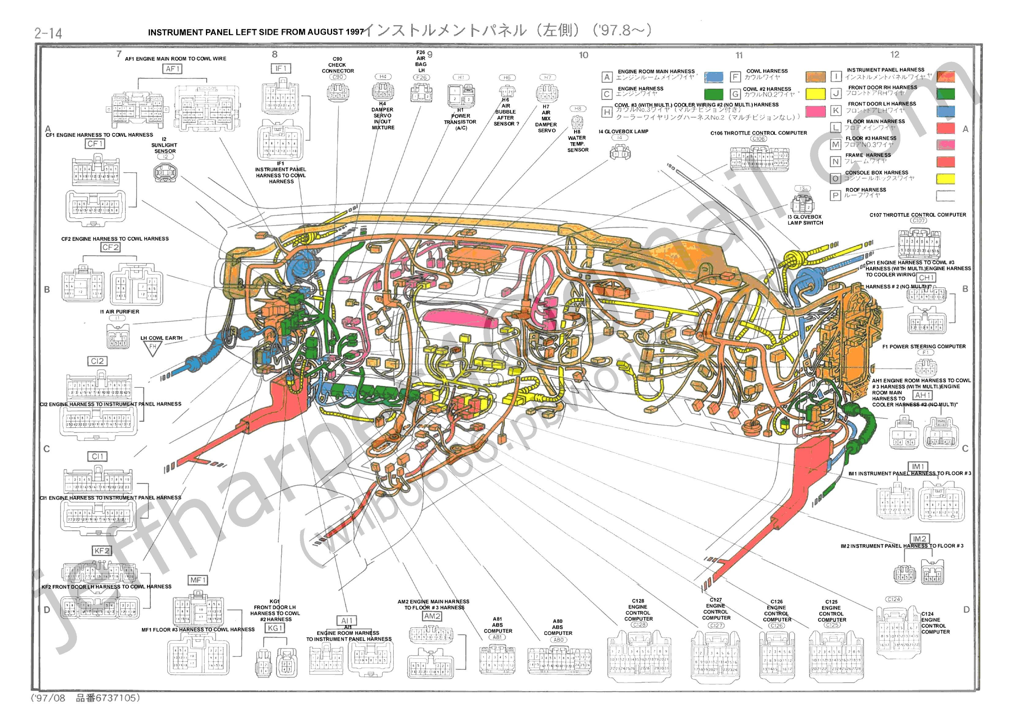 Cool Mazda Wiring Color Codes Basic Electronics Wiring Diagram Wiring Cloud Eachirenstrafr09Org