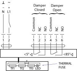Pleasing Damper Wiring Diagram Wiring Diagram Sq Wiring Cloud Loplapiotaidewilluminateatxorg