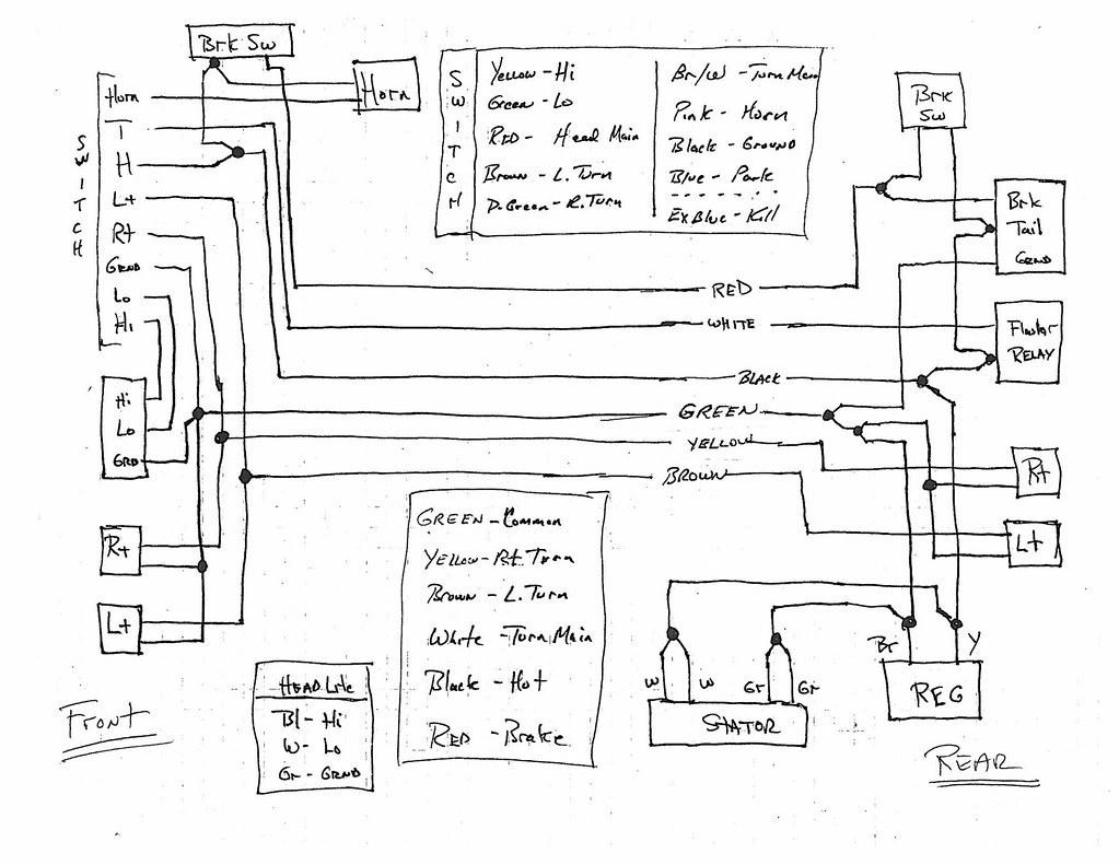 BB_3718] 8 Coil 5 Wire Stator Wiring Diagram Schematic WiringBupi Aidew Illuminateatx Librar Wiring 101