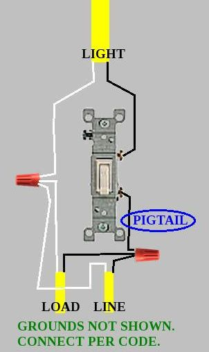 Sh 2897 Mobile Home Light Switch Wiring Diagram Wiring Diagram