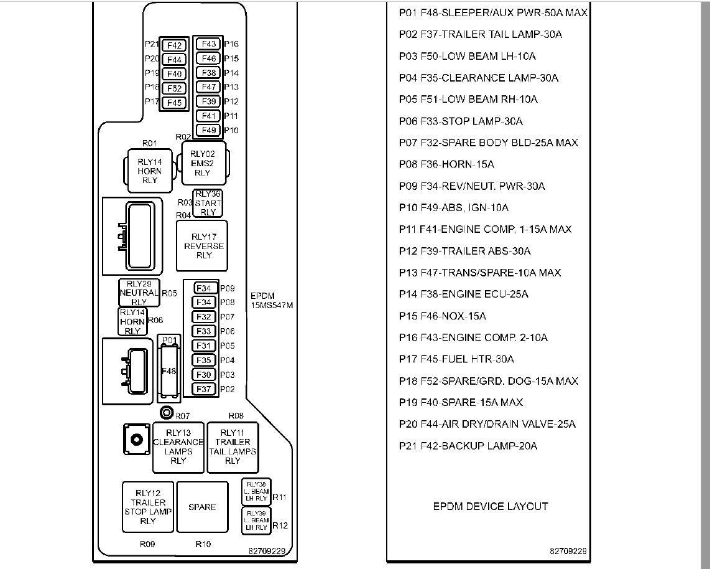 Mack Granite Fuse Box - 2000 Chrysler 300 Fuse Box for Wiring Diagram  SchematicsWiring Diagram Schematics