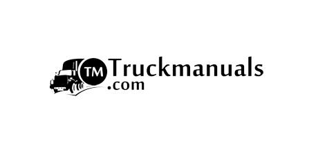 Fabulous Truck Manuals Cat Cummins Navistar Wiring Cloud Licukaidewilluminateatxorg