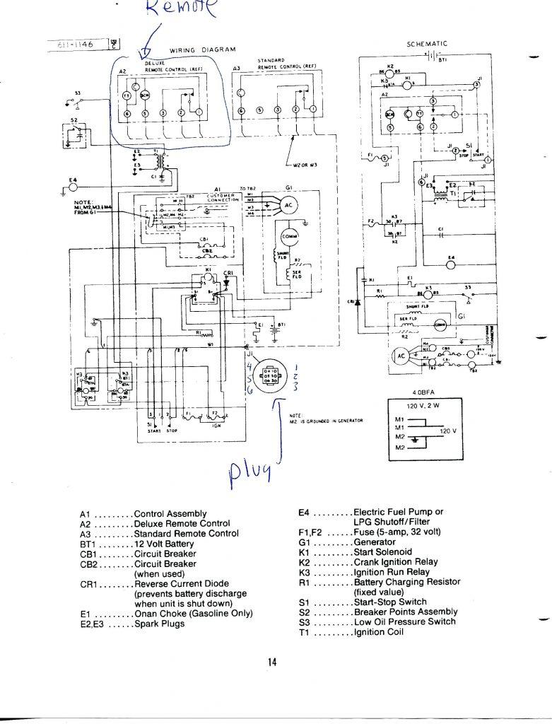 Onan Ignition Coil Wiring Diagram R