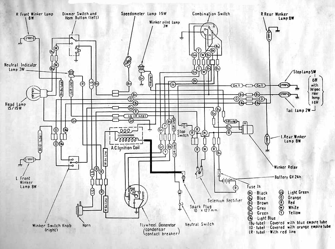 Honda Ct90 Wiring Wiring Diagram Starter Starter Pasticceriagele It
