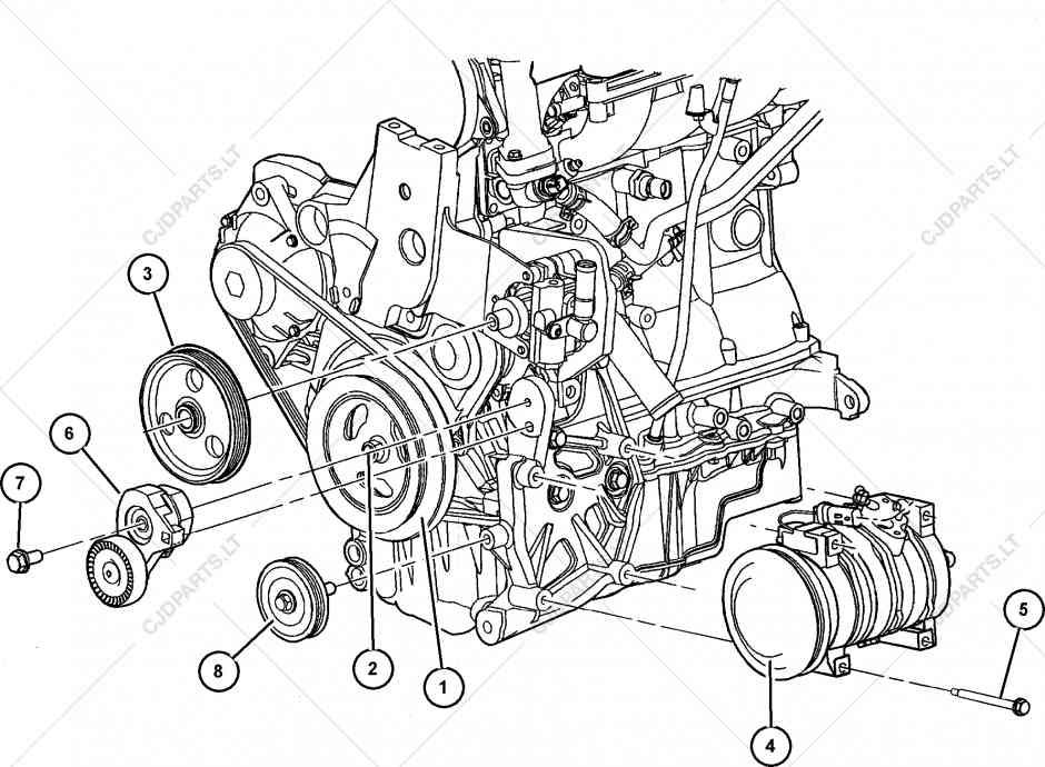 pt cruiser ecm wiring diagram free picture my 9347  2002 pt cruiser 2 4l engine diagram schematic wiring  pt cruiser 2 4l engine diagram