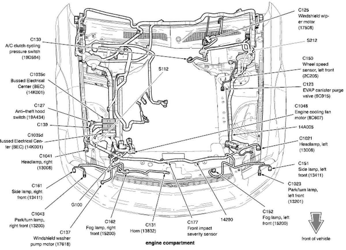 06 mustang v6 engine diagram - show wiring diagram space -  space.controversoquotidiano.it  controversoquotidiano.it