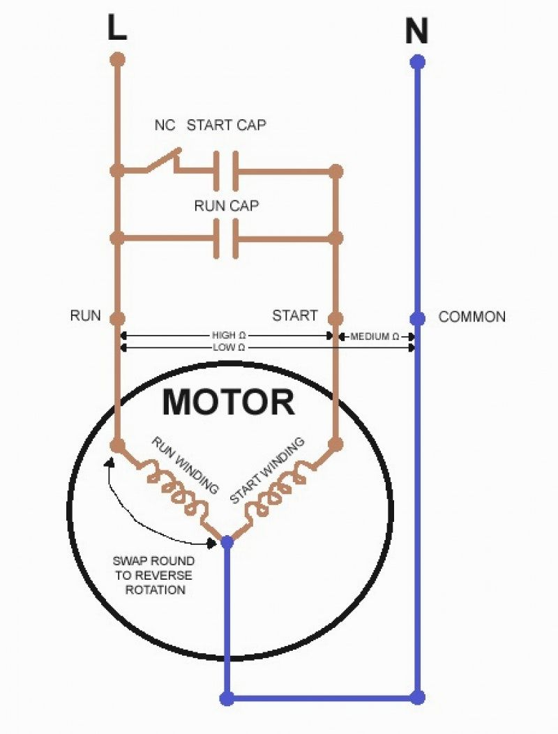 Sensational Single Phase Reversing Motor Wiring Diagram Carbonvote Mudit Blog Wiring Cloud Counpengheilarigresichrocarnosporgarnagrebsunhorelemohammedshrineorg