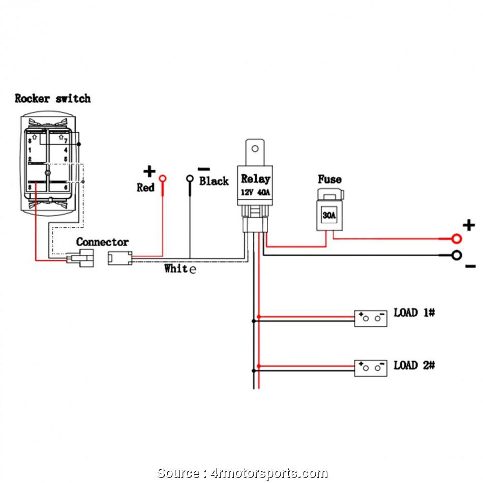12 Volt Led Light Wiring Diagram
