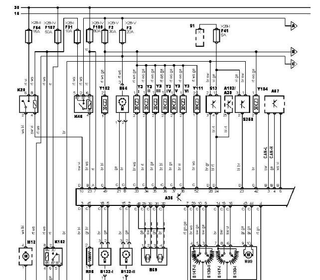 Astonishing M52B28 Wiring Diagram E39 Version 1 E28 Goodies Wiring Cloud Domeilariaidewilluminateatxorg