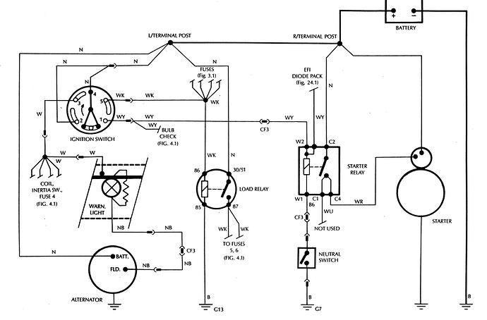 Jaguar Xj6 Wiring Schematic - Wiring Diagram