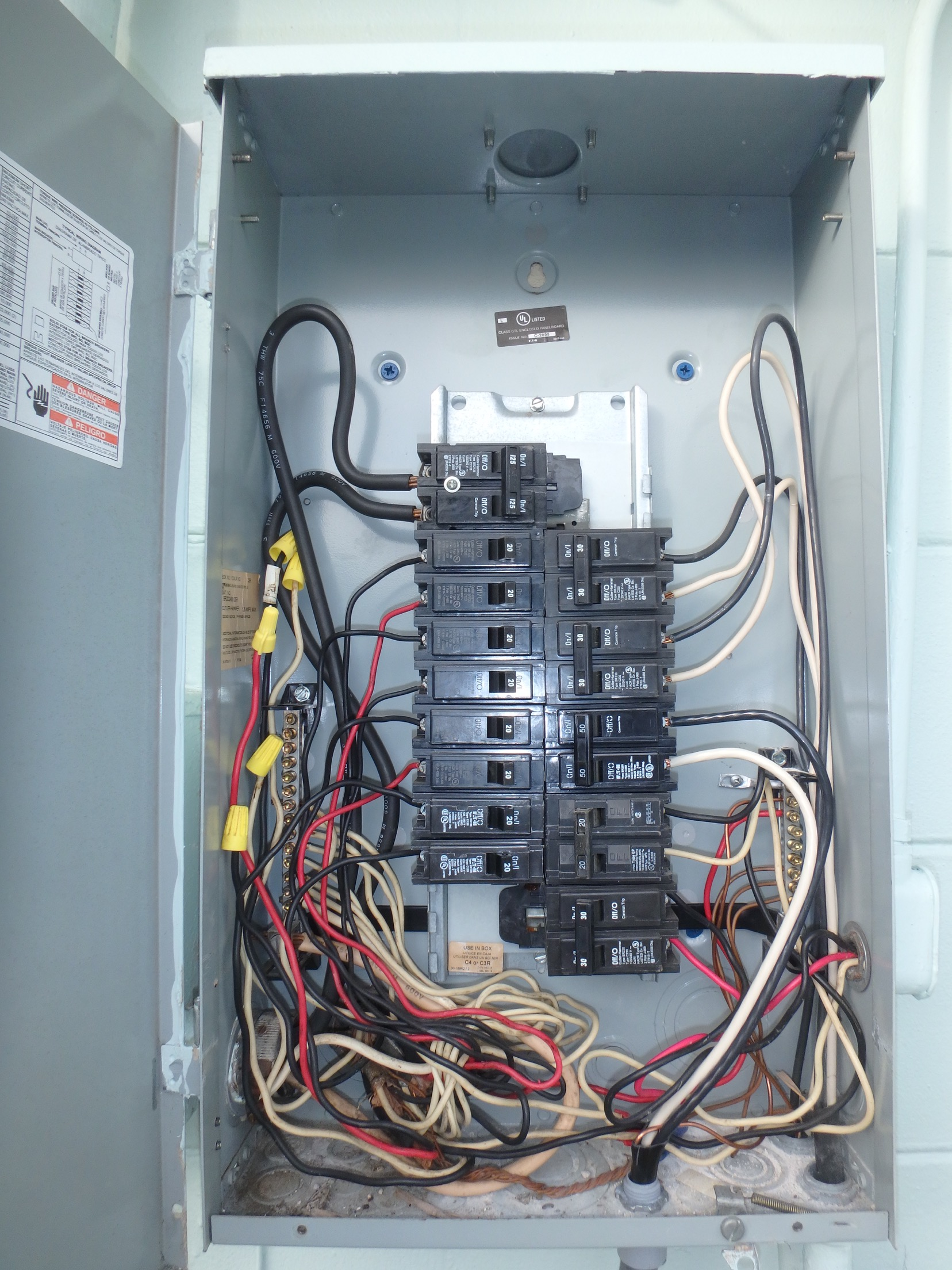 Magnificent Buying A New Home And Had Questions On Electrical Box Home Wiring Cloud Overrenstrafr09Org