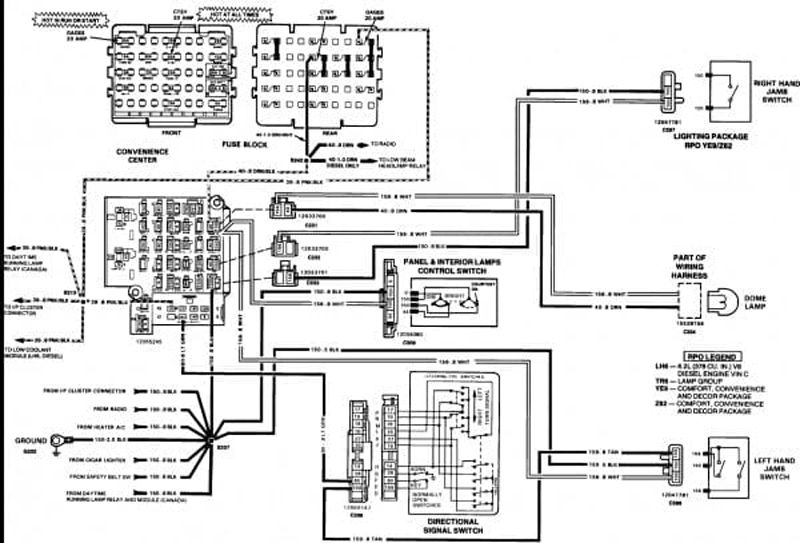 93 Gmc Yukon Wiring Diagrams - Diagram Design Sources component-solid -  component-solid.nius-icbosa.it