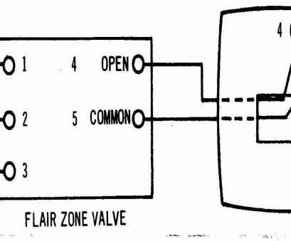 ks8545 honeywell zone control wiring diagram free diagram