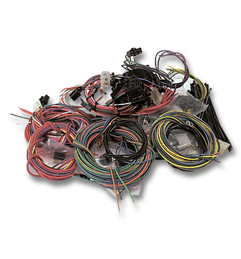 Amazing Wiring Harnesses For Classic Chevy Trucks And Gmc Trucks 1955 59 Wiring Cloud Rdonaheevemohammedshrineorg