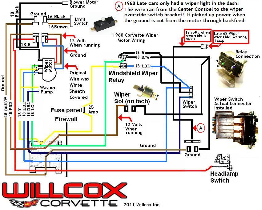 69 Corvette Wiper Wiring Diagram Renault Fuel Pressure Diagram Impalafuse Yenpancane Jeanjaures37 Fr