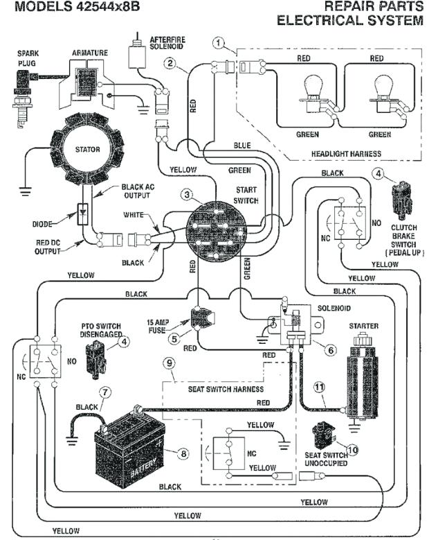 White Lawn Mower Wiring Diagram - Mercruiser Ignition Switch Wiring Diagram  - podewiring.bmw-in-e46.jeanjaures37.fr | White Lawn Tractor Wiring Diagram |  | Wiring Diagram Resource