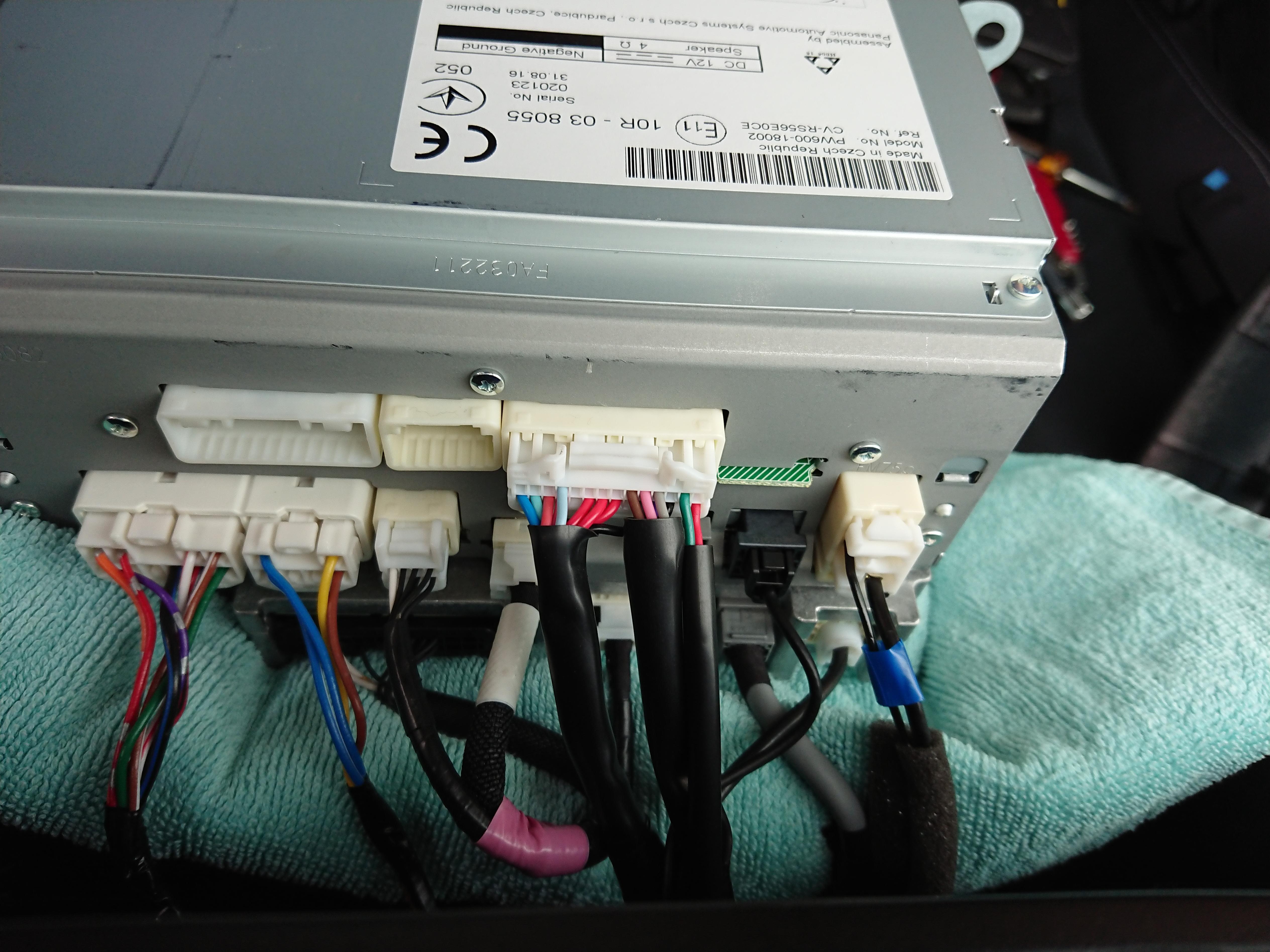 Nc 8121 Toyota 86 Reverse Camera Wiring Diagram Wiring Diagram