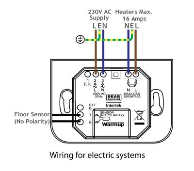 Hh 3700 Wiring Diagram For Wet Underfloor Heating