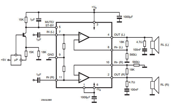Phenomenal Amplifiercircuits Com Stereo Amplifier Wiring Cloud Icalpermsplehendilmohammedshrineorg