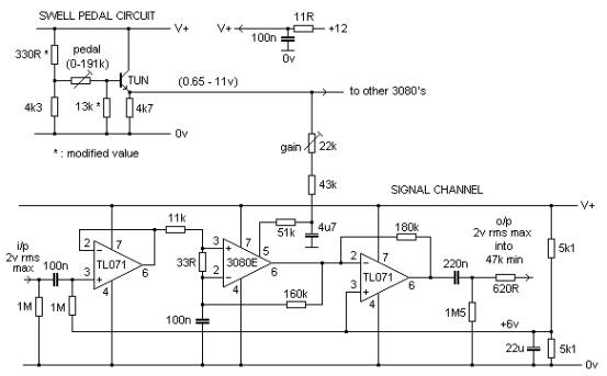 Groovy Swell Control In Electronic Organs Wiring Cloud Ymoonsalvmohammedshrineorg