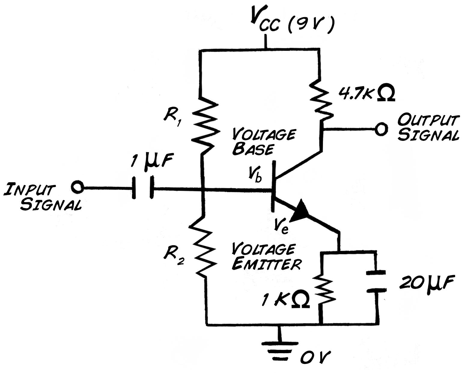Excellent Experiment Transistor Circuit Design Wiring Cloud Filiciilluminateatxorg