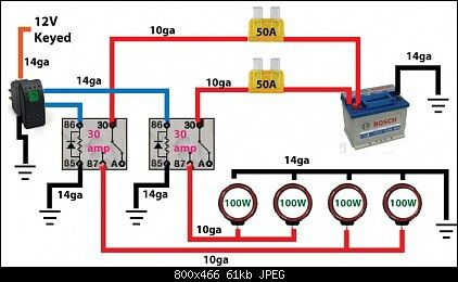 Prime Off Road Light Wiring Diagram Automotive Electronics Jeep Wiring Cloud Ostrrenstrafr09Org