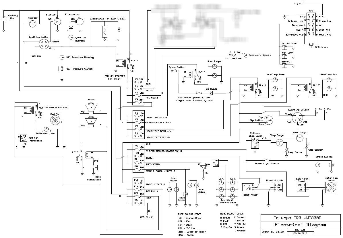 [XOTG_4463]  NF_4413] Triumph Tr3A Wiring Diagram Schematic Wiring   Triumph Tr4a Wiring Diagram      Meric Benkeme Mohammedshrine Librar Wiring 101