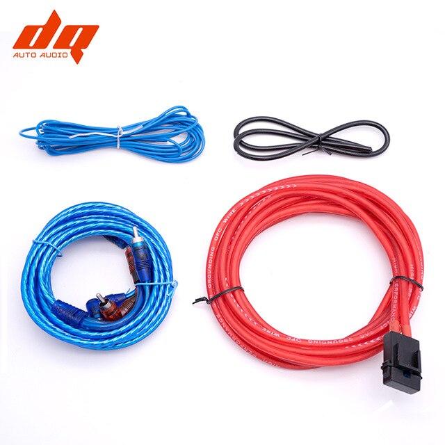 Groovy Aliexpress Com Buy New Car Audio Speakers Wiring Kits Cable Wiring Cloud Hemtegremohammedshrineorg