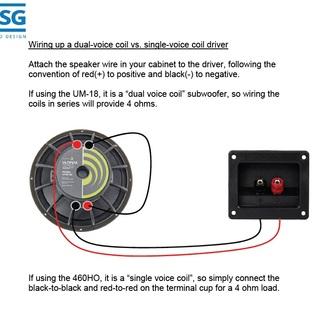 dual subwoofer wiring diagram hf 9121  speaker wiring diagram 4 ohm on parallel wiring dual  hf 9121  speaker wiring diagram 4 ohm