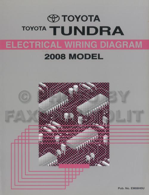 Astounding 2008 Toyota Tundra Wiring Diagram Manual Original Wiring Cloud Monangrecoveryedborg
