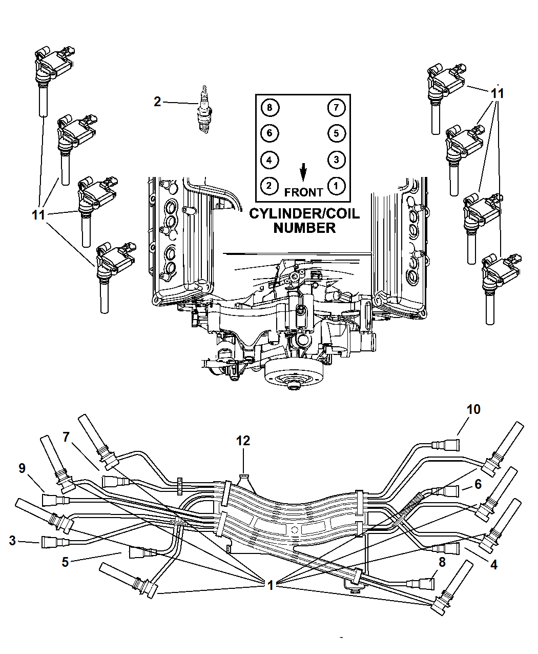 YH_6997] 2004 Durango Spark Plug Diagram Wiring DiagramWww Mohammedshrine Librar Wiring 101
