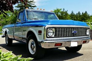 Fd 2024 Dtails Sur Chevrolet 1972 Truck Wiring Diagram 72 Chevy Pick Up Wiring Diagram