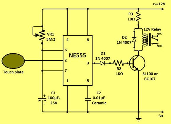 Super Simple Electronic Circuits For Engineering Students Wiring Cloud Cranvenetmohammedshrineorg