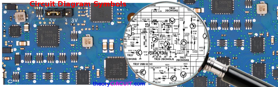 Groovy Electronic Components And Circuit Diagram Symbols Wiring Cloud Eachirenstrafr09Org