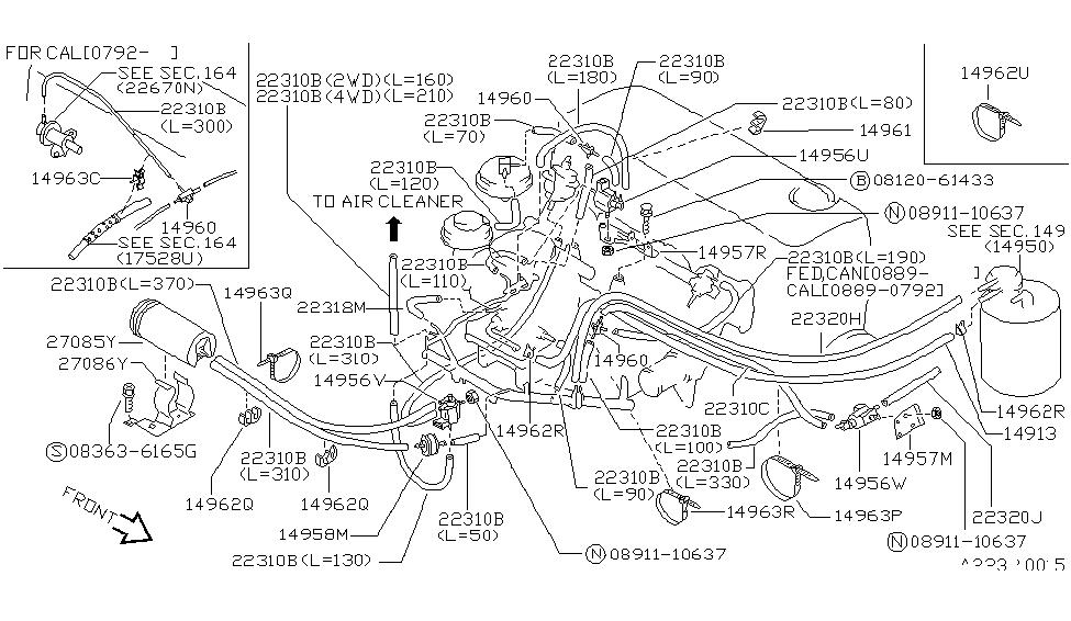 97 Nissan Pickup Engine Wiring Diagram - Wiring Diagram Models link-endure  - link-endure.zeevaproduction.it | 97 Nissan Pickup 2 4 Exhaust System Diagrahm |  | link-endure.zeevaproduction.it