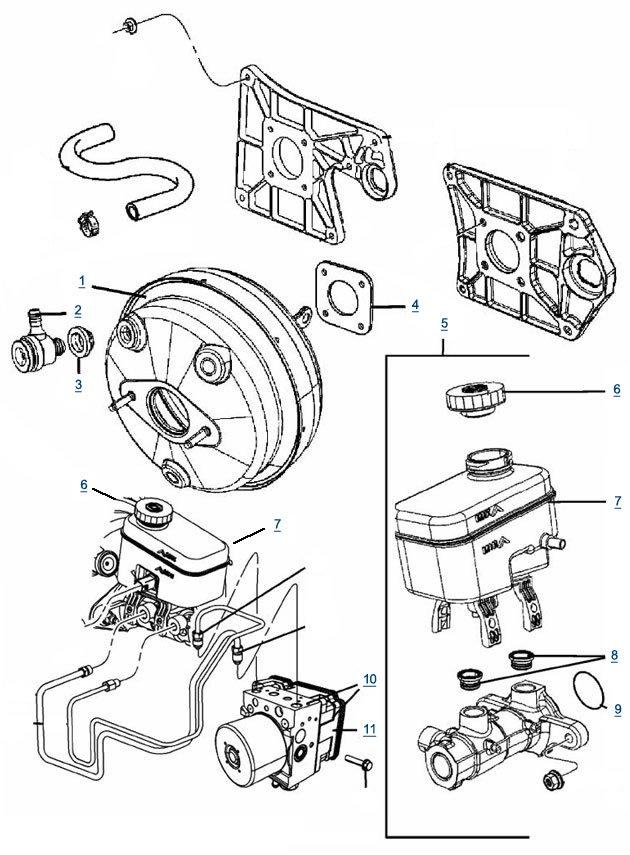 zo 0877  wiring diagram for brake booster free diagram