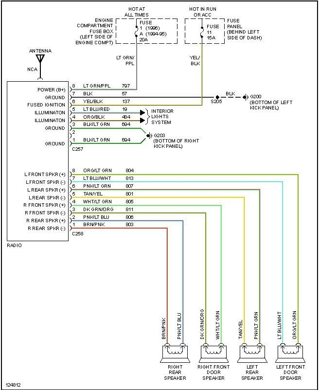 [WQZT_9871]  2005 Ford F450 Wiring Diagrams - Chevy S10 Fwd Wiring Diagram for Wiring  Diagram Schematics | 2005 F450 Radio Wiring Diagram |  | Wiring Diagram Schematics