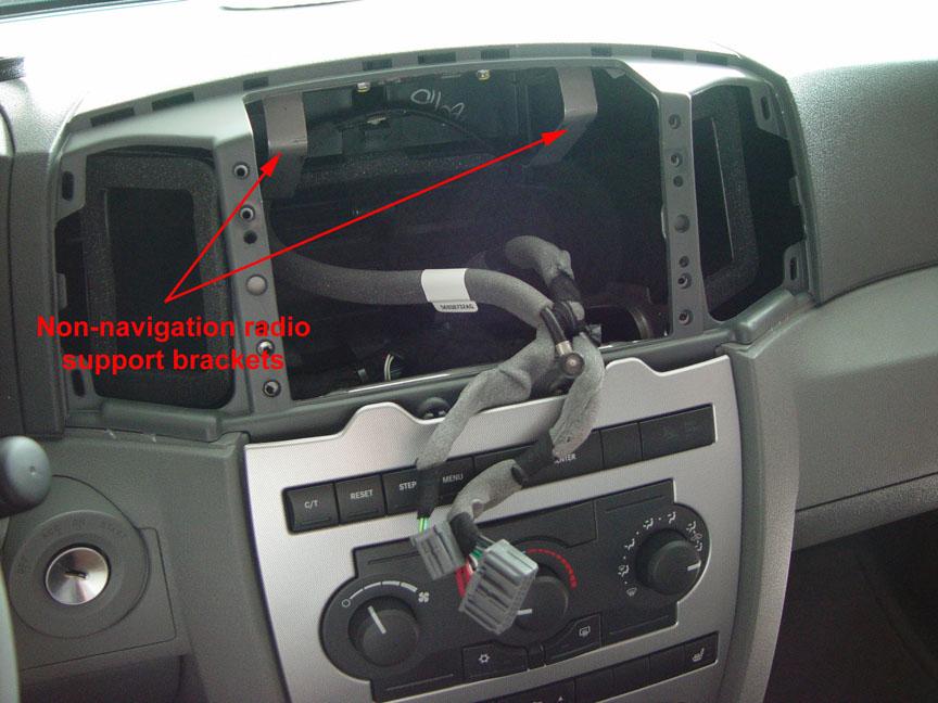 Consumer Electronics Wire Harness 2005, 2007 Jeep Grand Cherokee Laredo Radio Wiring Diagram