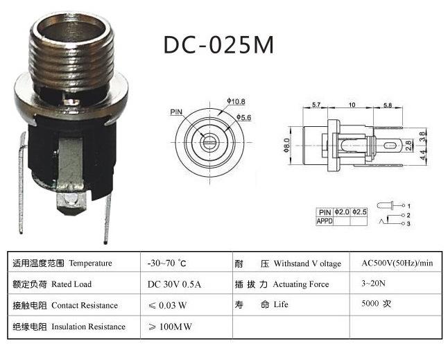 Kc 3318 Wiring 2 5mm Jack Wiring Diagram