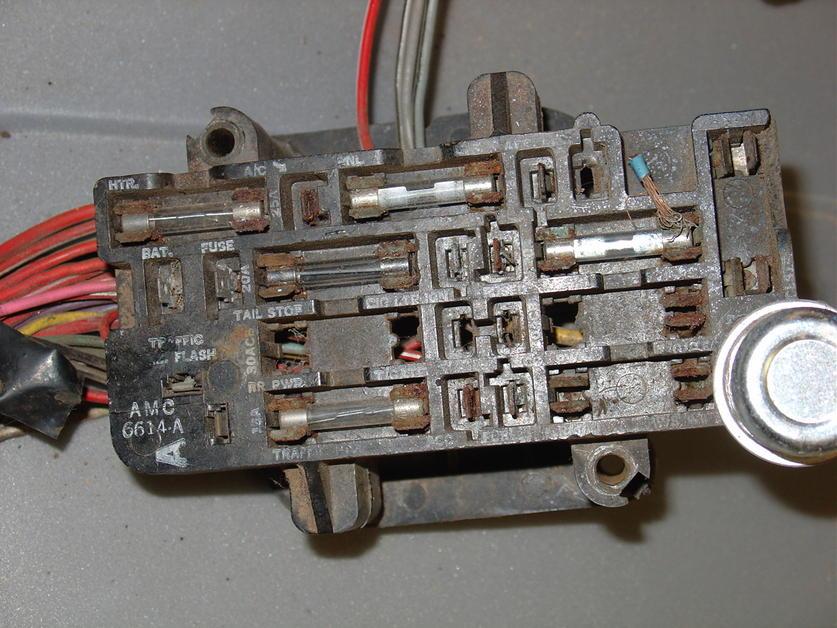 Jeep Cj7 Fuse Block Wiring Wiring Diagram Provider Provider Frankmotors Es