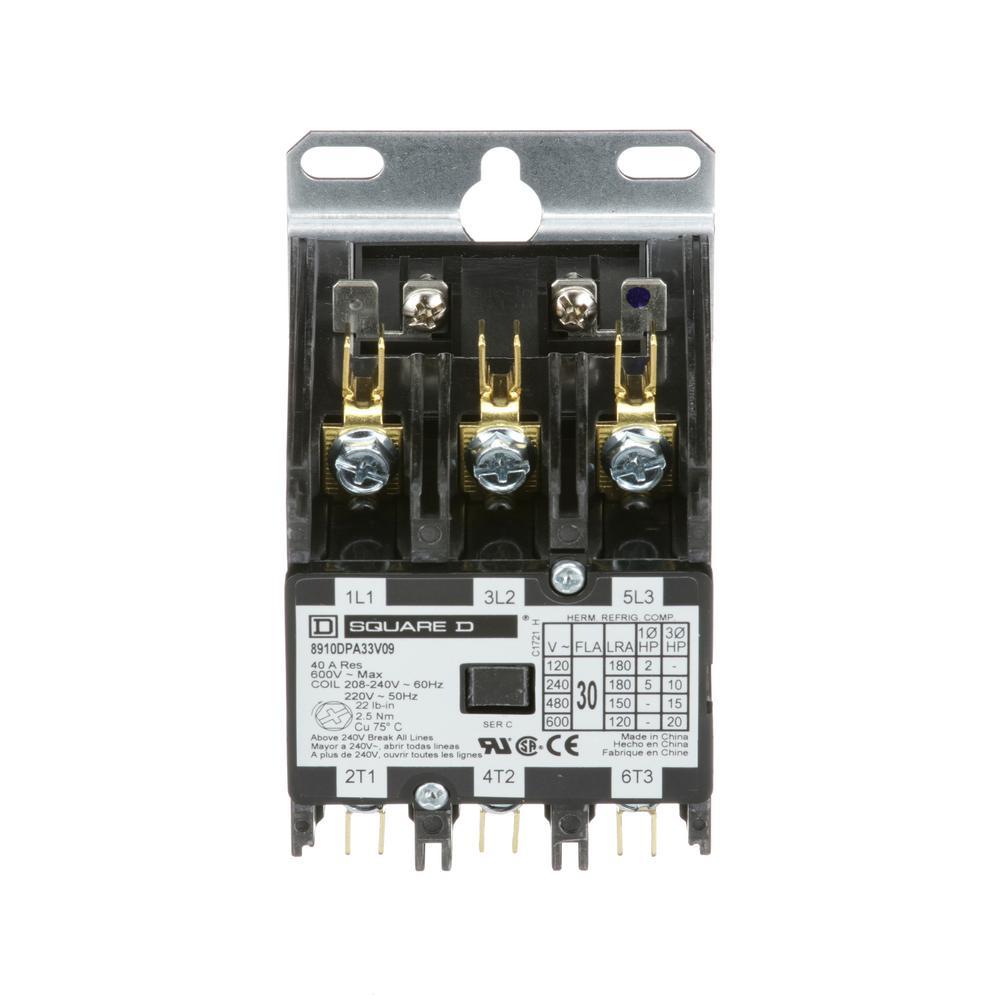 Xm 2967 Contactor Wiring 208 Schematic Wiring